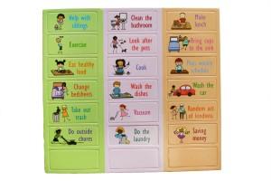 Chore Chart Pack