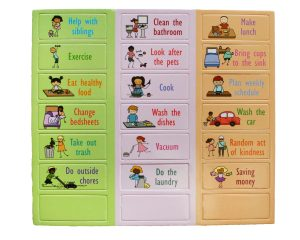 Children Magnetic Chore Chart
